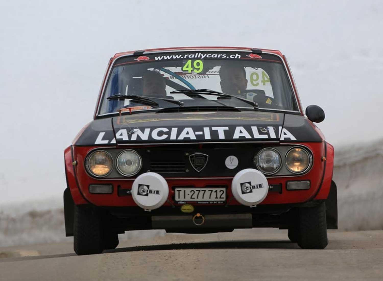 passione e competenza auto storiche e rally regolarità